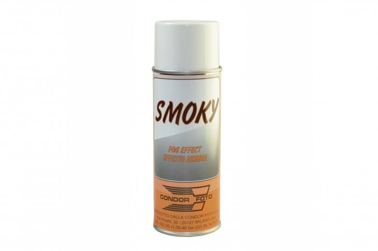 Kouř ve spreji Smoky