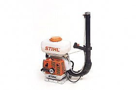 Stihl Portable Snow Dust Machine